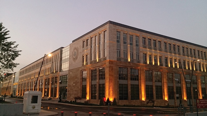 GENERAL DIRECTORATE OF FORESTRY - TURKEY
