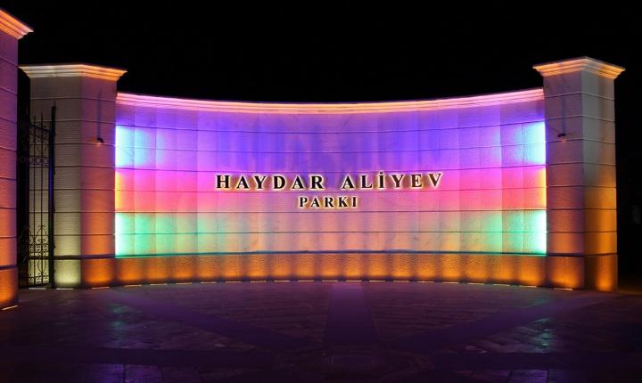 HAYDAR ALİYEV PARK - TURKEY