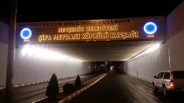 NEVŞEHİR BRIDGE - TURKEY